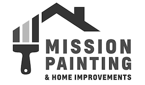 Mission Painting Logo bw