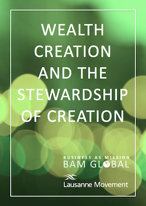 Stewardship of Creation